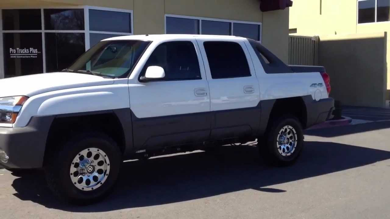 Avalanche 2002 chevy avalanche lift kit : FOR SALE!!! PRO COMP AVALANCHE ***2500*** 4x4 8.1L VORTEC TOW ...