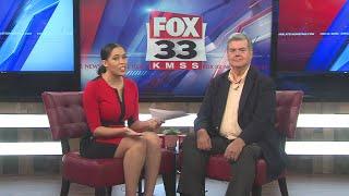 Fox 33 News Coffee with the Mayor: Many Mayor Ken Freeman