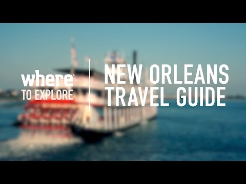 New Orleans Travel Guide I Things to Do, French Quarter, Crescent Park, Bourbon Street and more
