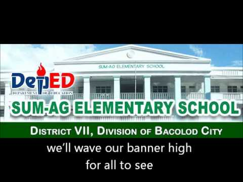 Sum-ag Elementary School Alma mater song