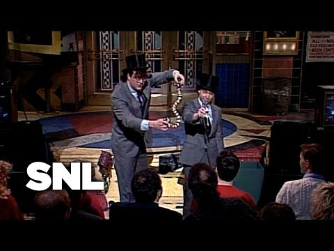 Guest Performance: Penn and Teller 3 - Saturday Night Live