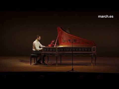 Bach Italian Concerto BWV 971 Benjamin Alard harpsichord