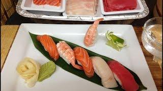 Nigiri Sushi [como Prepararlo]