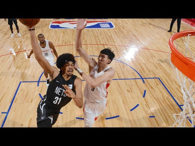 Top 10 Plays of the Night | July 10, 2018 | NBA Summer League