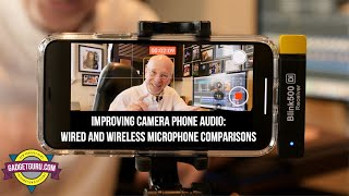 What's The Best Microphone For Your iPhone or Android? - Saramonic Blink 500
