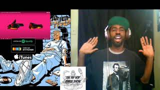 Run The Jewels - holy calamafuck (Art Video) LISTENING PARTY!!!!! REACTION VIDEO!!!!