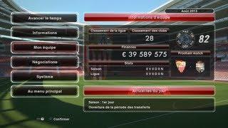 PES 2014 - Ligue des Masters test [PS3 HD]