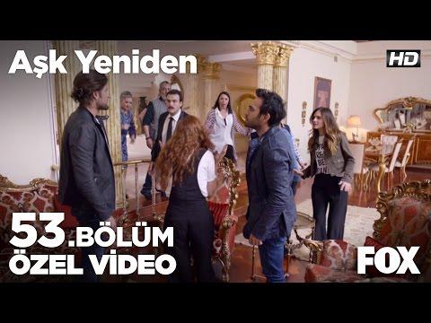 Zeynep Ertan'a Selim'in babası olmadığını söylüyor... Aşk Yeniden 53. Bölüm