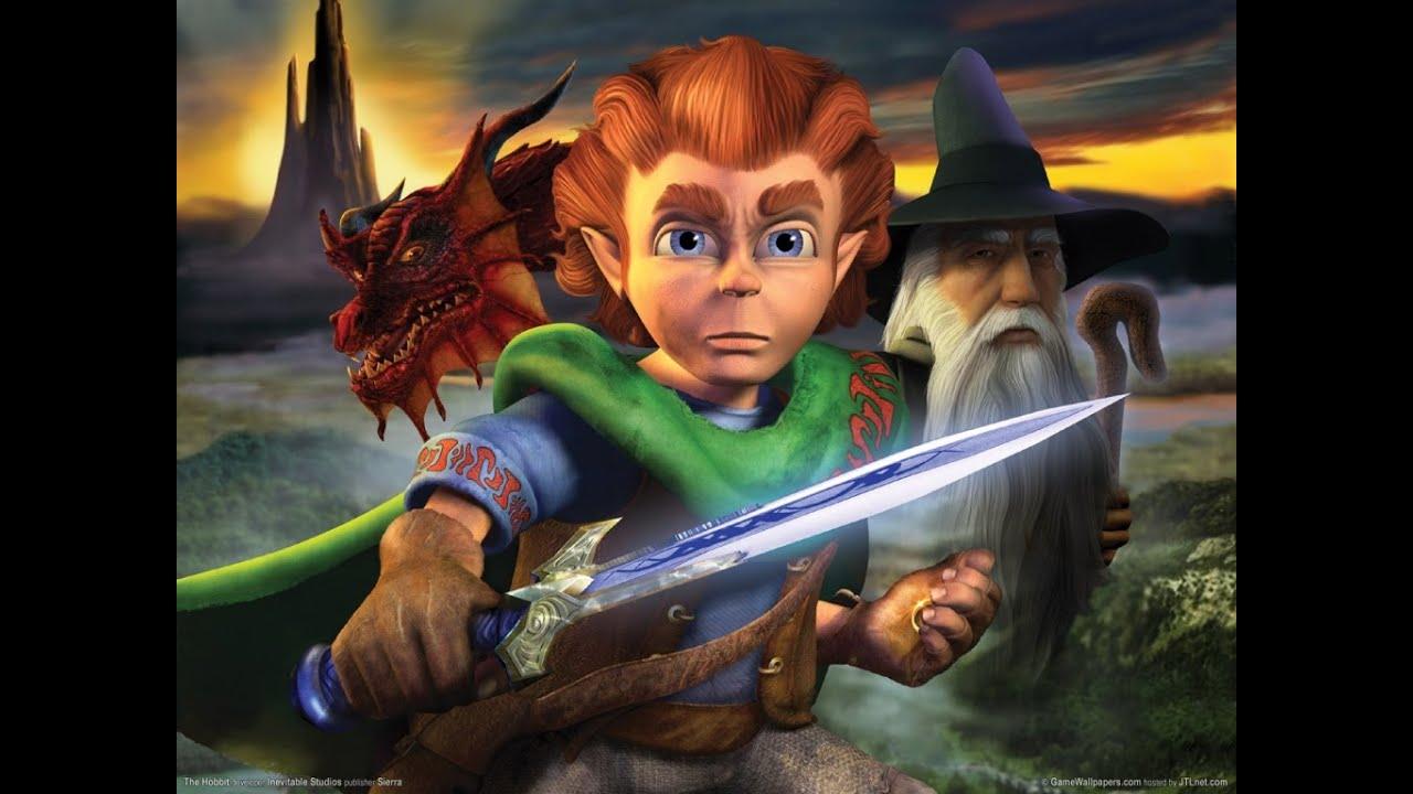 игра Hobbit скачать торрент - фото 9