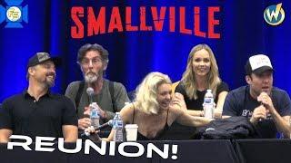 SMALLVILLE Reunion Panel - Wizard World Cleveland 2019