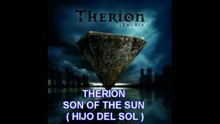 Therion  son of  the sun sub en español