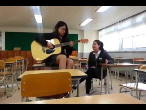 Talented Korean School Girls Cover EXO's Growl