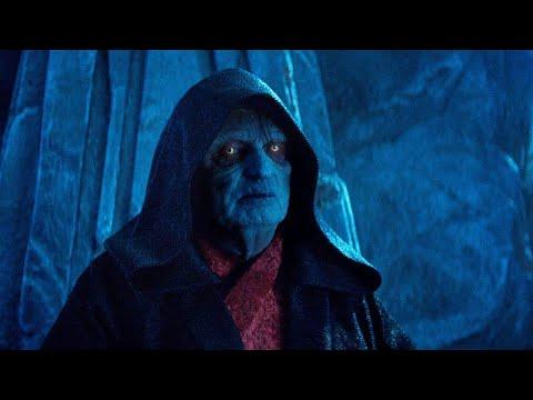 как ПАЛПАТИН пережил ПАДЕНИЕ в шахту ЗВЕЗДЫ СМЕРТИ? Новеллизация Звёздные войны 9 Скайуокер. Восход