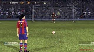 Penalty Kicks From FIFA 94 to FIFA 15