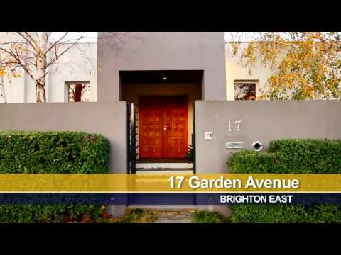 17 Garden Avenue, Brighton East by Gary Peer & Associates