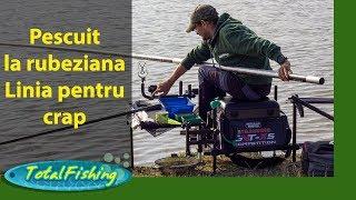 Pescuit la rubeziana - Linia pentru crap