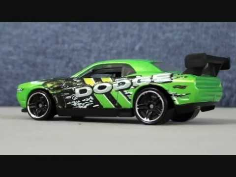 Awesome Hot Wheels Car Dodge Challenger Drift Car Youtube