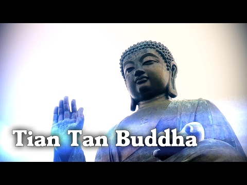 Tian Tan Buddha 天壇大佛 Big Buddha / Hong Kong HD