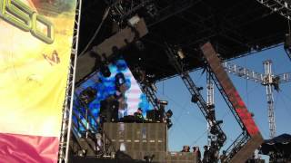 "Kill The Noise ""Talk To Me/Diplodocus/Spitfire Remix/Kyoto"" Paradiso Festival The Gorge 6/23/12"