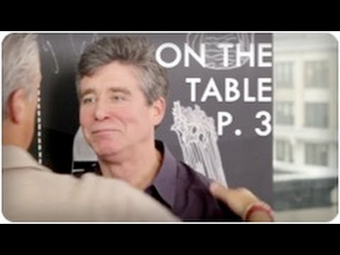 Jay McInerney On Fame and 9/11   Ep. 10 Part 3/4 On The Table   Reserve Channel