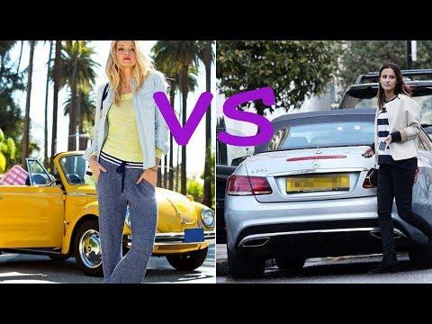 Lindsay ellingson cars vs Lucy watson cars (2018)
