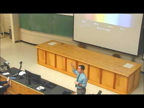 Lecture 22 - Visible Light and Polarization