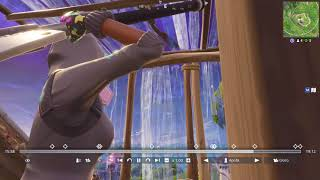 Ehm.. bug or hacker ? - fortnite