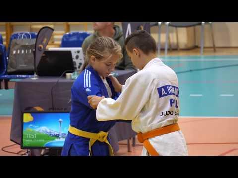 Super judo przyciąga mnóstwo zawodników