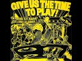 Thumbnail for va - give us the time to play!  / 2x7''ep (1990) from Sendai City japan