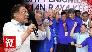 Anwar: Semenyih loss is a message of the rakyat's sentiments