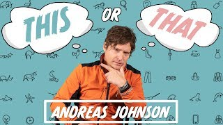 This or That med Andreas Johnson