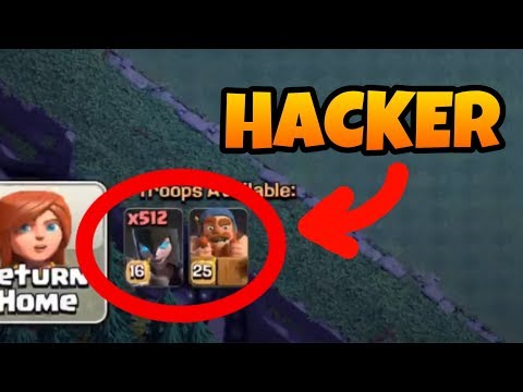 HACKER SPOTTED! Clash Of Clans Builder Base Hack | BAN THIS PLAYER!