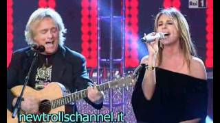 NEW TROLLS - Quella carezza della sera  - live 2012 (V4B)