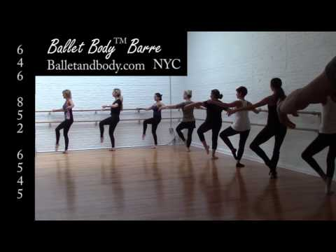 Ballet Body (TM) Barre Class