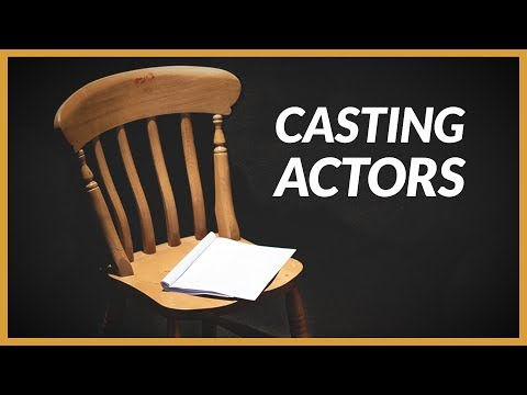 How to Cast an ACTOR for a No Budget Film