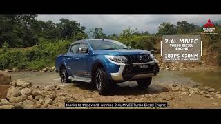 Mitsubishi Triton – 24 Hours Endurance Test