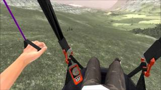 Big Ears are back - 3D Paragliding SImulator ParaflySim