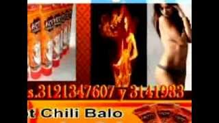 HOT CHILI BALO Slimming Gel