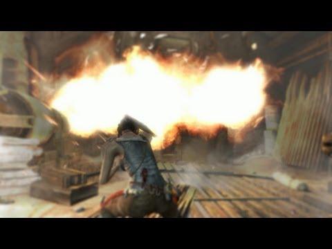Tomb Raider PC  - Part 3 - Radio Free Raider