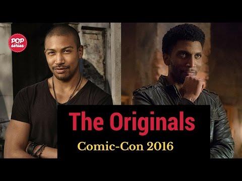 The Originals 4ª temporada: Charles Michael Davis e Yusuf Gatewood