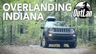 Overlanding Indiana - Expl๐ring Hoosier National Forest