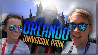Jirka a Kao - Orlando Universal - Island of Adventure [VLOG]