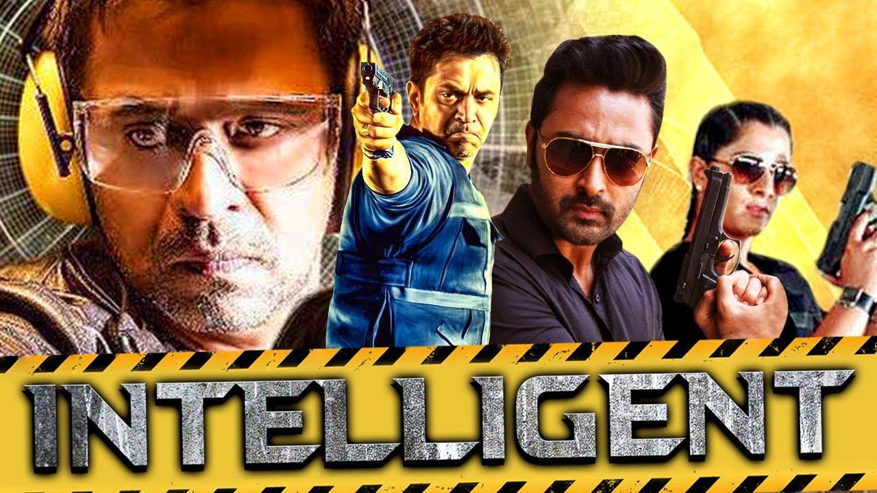 Intelligent (Nibunan) Hindi Dubbed Full Movie | इंटेलीजेंट साउथ हिंदी डब्ड मूवी | Arjun Sarja Movie