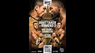 UFC 225 Breakdown and streaming details