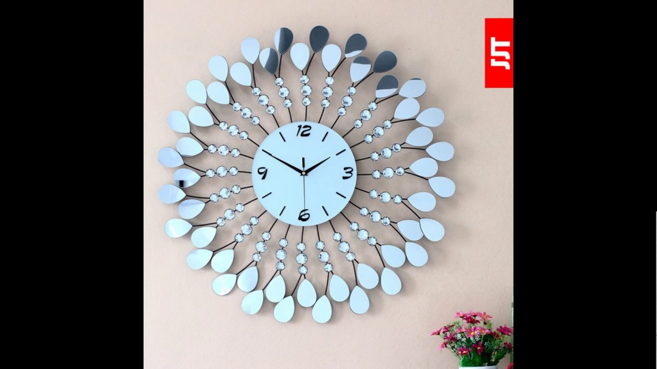 Reloj de pared espectaculares youtube - Relojes decorativos pared ...