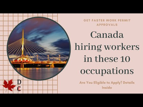 Now Get Faster Work Permits in Canada | Canada Immigration | Desi Chale Canada