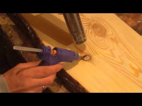 видео: Как сделать оригинальную массивную полку