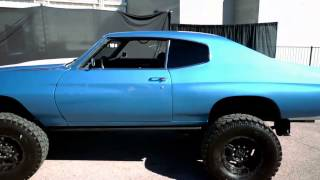 1970 Chevrolet Chevelle Bulldog Lighting-kc Hilites