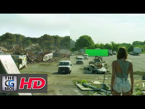 "CGI & VFX Showreels HD: ""Concept/MattePainting Reel 2016"" - by Marco Iozzi"
