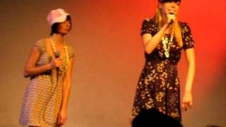 garfunkel oates perform this party took a turn for the douche live